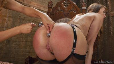 Bianca breeze is an insulate slave and francesca le needs to punish her to