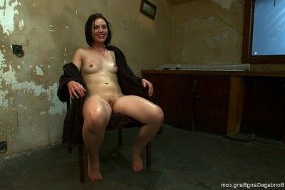 In this fantasy role-play update sarah shevon plays a lass who has to pay off he