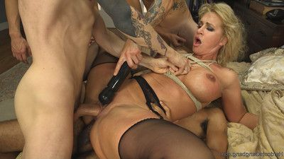Ryan conner comes home to learn her stepson, gage, on break from college and the