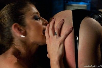 Hardcore anal sex and pain