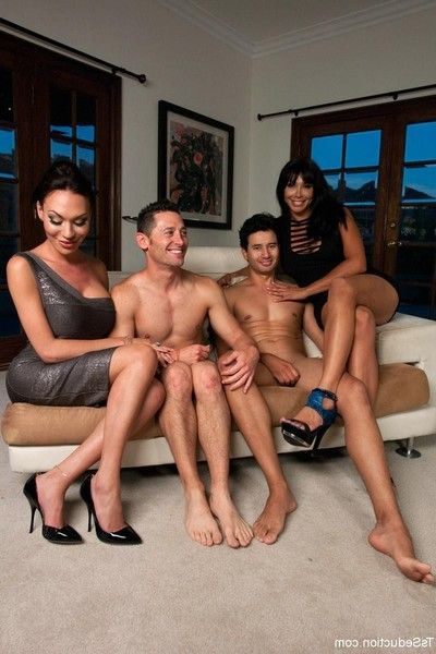 Ts mia isabella and vaniity in a heist feature film from tss