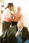 Adolescent darling Kacey Jordan swells her gentiles for an oldman\'s 10-Pounder