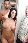 Stunning MILF pornstar with consummate boobs Veronica Rayne acquires drilled