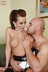 Boobsy Euro household slave Cindy dollar winning want pride in hairless uterus