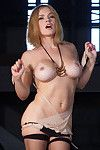 Krissy lynn is a woman who pines for to be penetrated and who are we to deny her? rough r