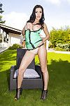 Kitana appeal to is a hot dark brown with want legs a...