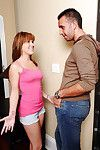 Lusty MILF Claudia Valentine purchases screwed by a immense pride in public
