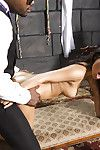 Japanese MILF pornstar Asa Akira enchanting hardcore interracial DP from BBC