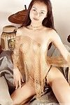 Playing with dick Japanese beauty teases her unshaved cage of love and giant front bumpers