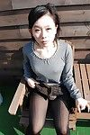 Sensuous Japanese milf Mami Osumi hungers after to be abducted and dug rough