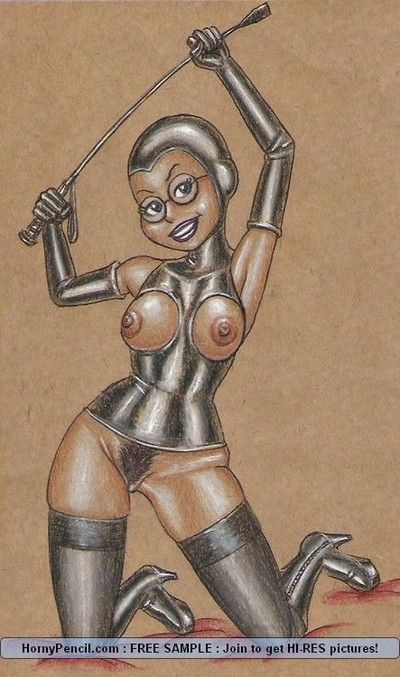 Bdsm animated film photos