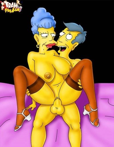 Cartoon porn for biggest boobie lovers. evil noted animated films getting sex