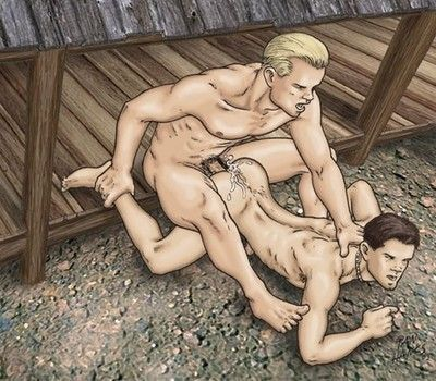 Granny homo comics
