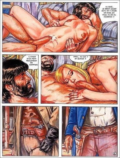 Porn comics with damp bombita being bonked hard