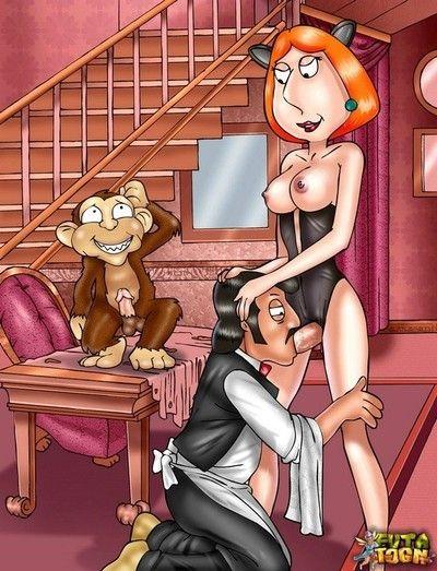 Famous futa cartoons