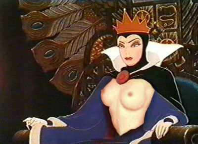 Snow white porn caricatures