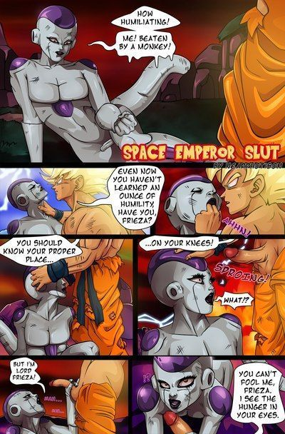 DBZ - Break Emperor Slut- Nearphotison