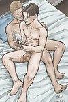 Ripened gay comics