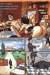 Hot aged comics with sexy babe orally fixating ramrod