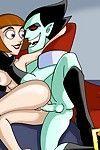 Sexy danny phantom receives the fuck of her life