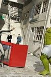 3d banging fotos with beast hulk