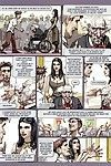 Porn comics with spiteful oral and assfuck scenes