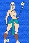 Atlantis porn cartoons