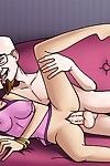 Forceful porn from the characters of xiaolin showdown