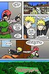 [Matt Wilson] Sage Deodorant Chapters 1-24 (Naruto) [English] [Ongoing]