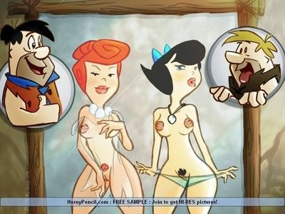 Hot cartoon chicks discharge gallery