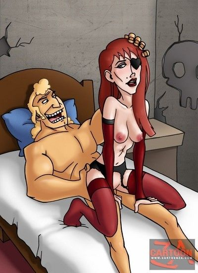 Vision blocking jessica rabbit gains fucked hard