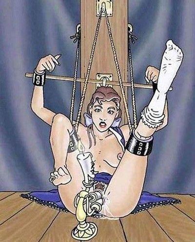 Belle porn animated films