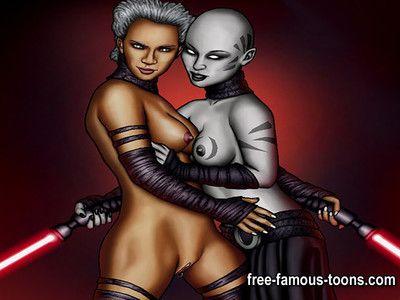 Star wars hardcore drawing sex