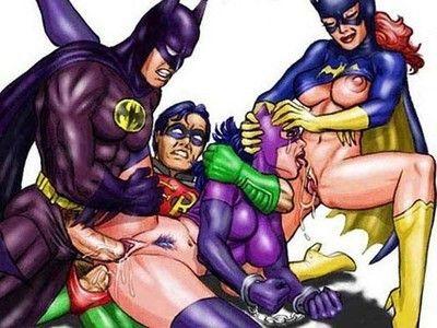 Superman porn animated films