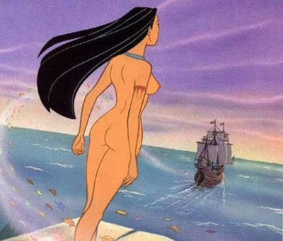 Pocahontas porn animated films