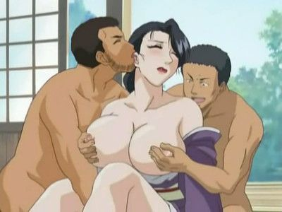 Animated love-cage lick and anal fuck session