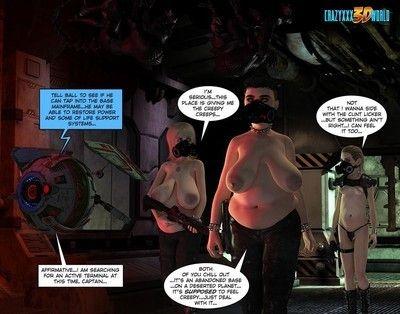 Uncanny 3d wish comics