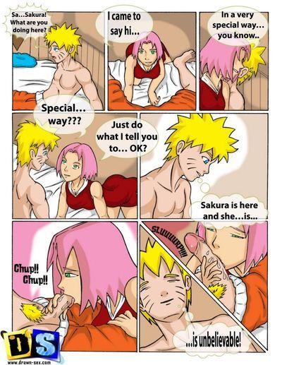 [Drawn-Sex] Naruto
