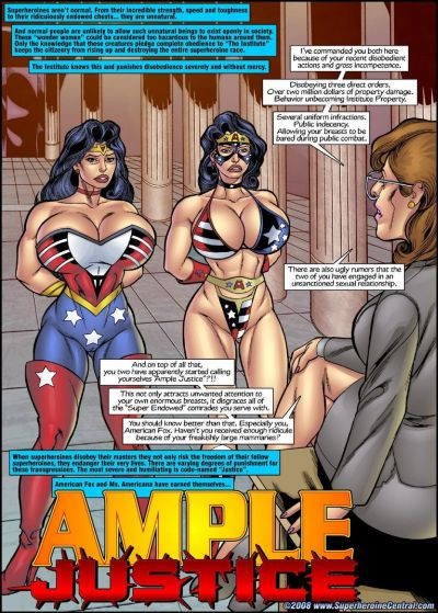 Ample Justice 1 - Better Dead Than Disob…