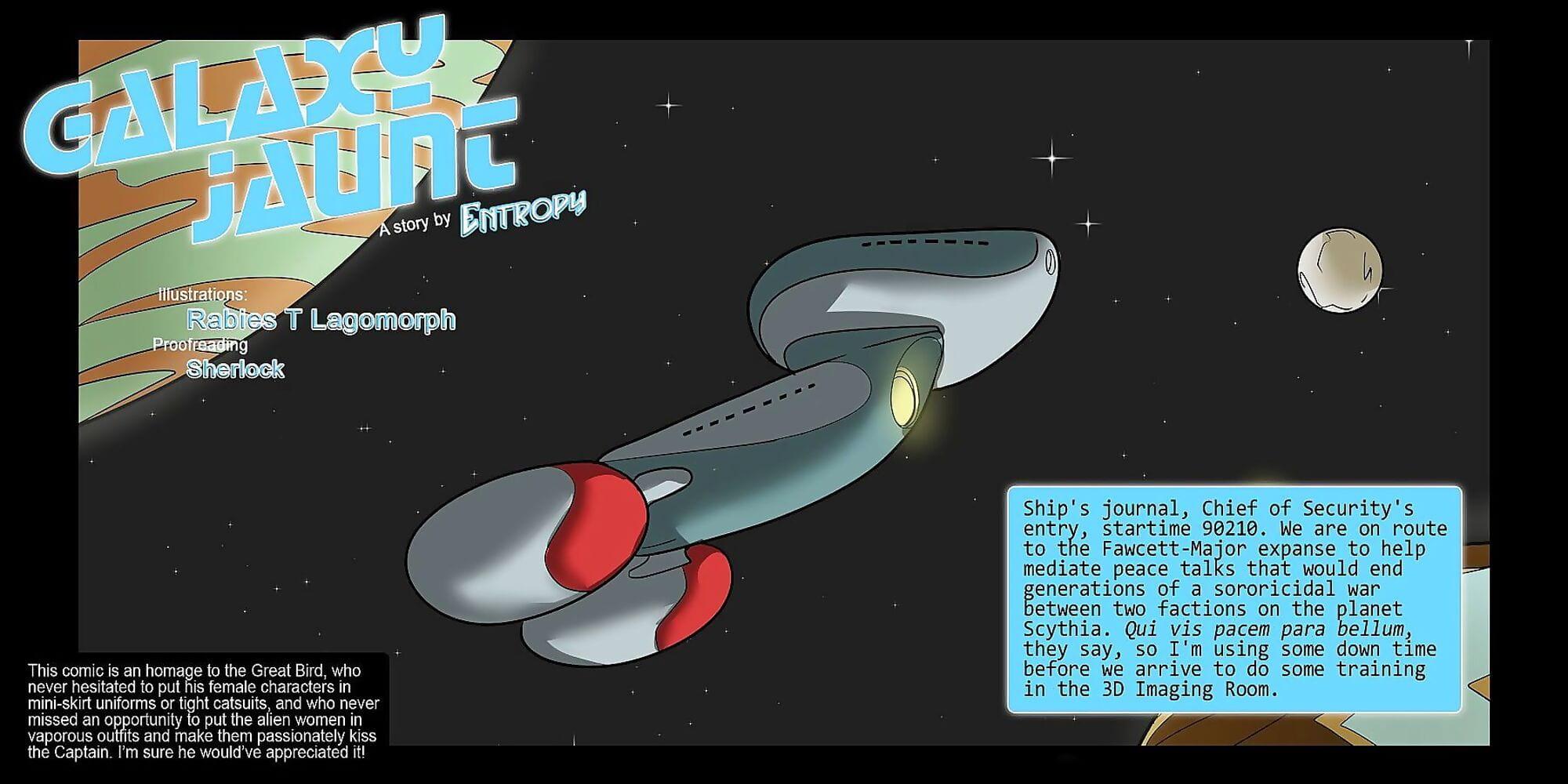 Entropy,Rabies – Galaxy Jaunt 2