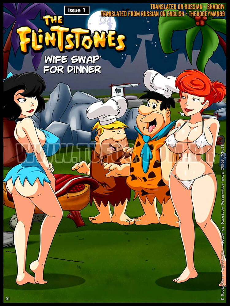 Croc- Wife Change for Dinner-The Flintstones