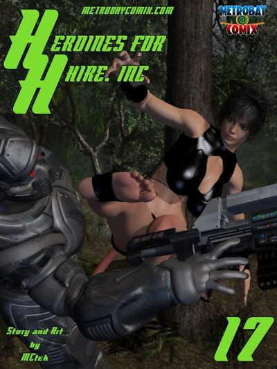 McTek- Heroines for Hire 17 –