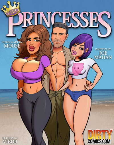Dirtycomics- Moose – Twofold Princesses