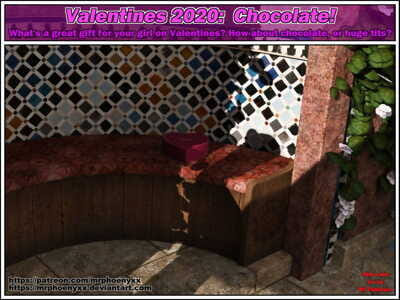 Mr. Phoenyxx- Valentines 2020- Chocolate BE