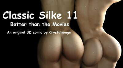CrystalImage- Classic Silke 11- More massive than the Vids