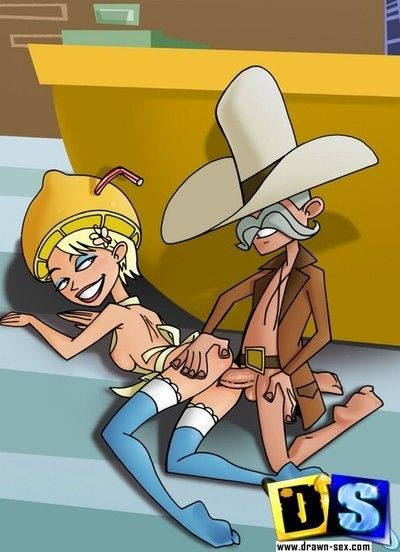 The wild thornberrys banged by a deviant tribe