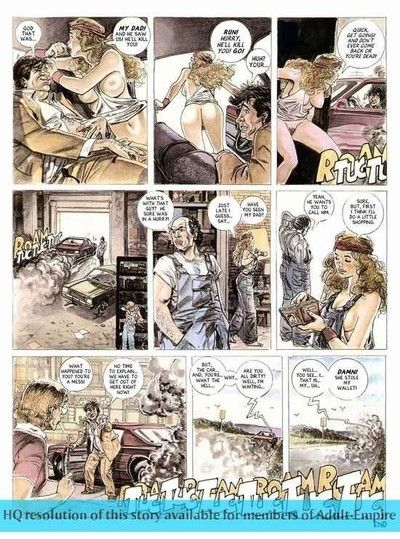 Porn comics with hot honey being bonked rough