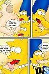 Simpsons and flintstones in a wild sex cluster