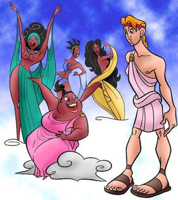 Hercules porn