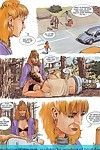 Porn comics with callous orall-service and assfuck scenes